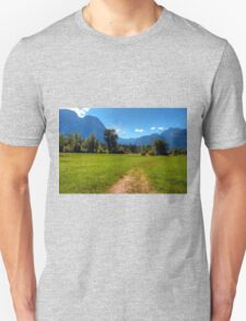 Obertraun walks 3 T-Shirt