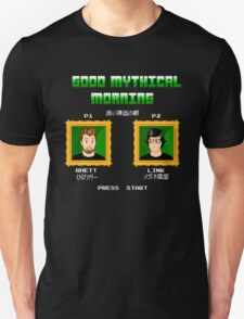 Good Mythical Morning (Famicom-Style) T-Shirt