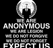 Anonymous by Hammered