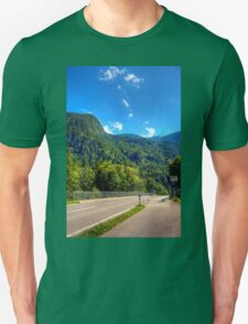 Obertraun walks 4 T-Shirt