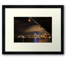 All the Icons Framed Print