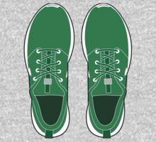 Roshe Run Gamma Green Kids Clothes
