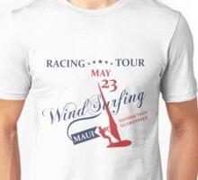 Racing Tour Windsurfing Maui Unisex T-Shirt