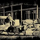 Riding In Style by pat gamwell