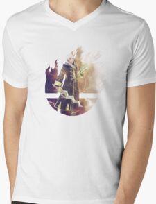 Smash Hype - Robin (Female) Mens V-Neck T-Shirt