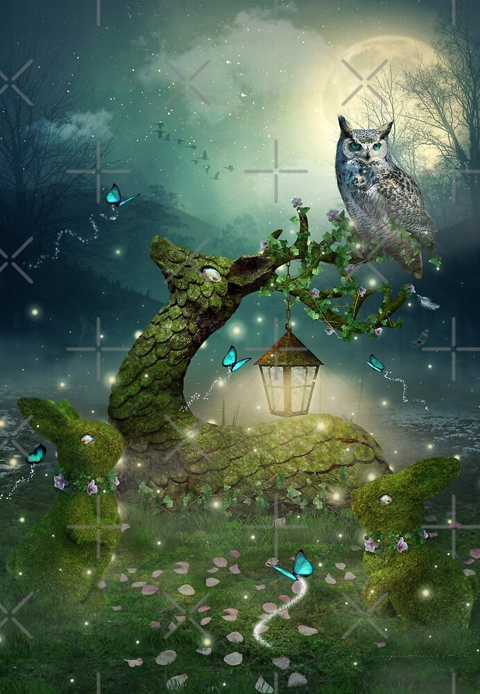 Keeper of the Enchanted - Spring Thaw by soaringanchor