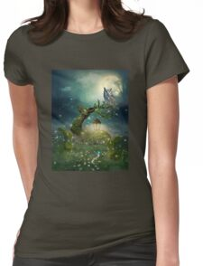 Keeper of the Enchanted - Spring Thaw Womens Fitted T-Shirt