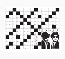 The blues Bros CrossWord  by giancio