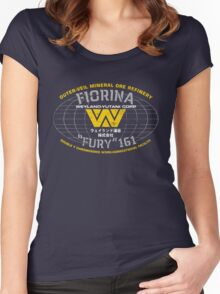 "Fiorina ""Fury"" 161 Women's Fitted Scoop T-Shirt"