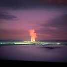Yallourn Power Station by acmebw