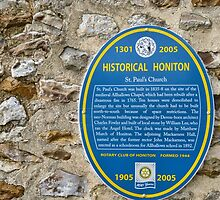 St Pauls Church  Honiton History by lynn carter