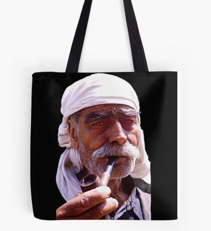 The Camel Man Tote Bag