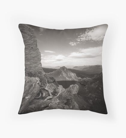 Lake Oberon Throw Pillow