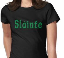 Slainte Womens Fitted T-Shirt