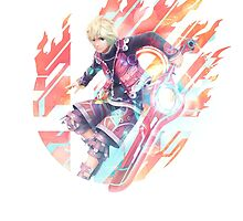 Smash Hype - Shulk by Jp-3