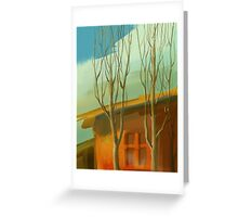 Afternoon shine Greeting Card