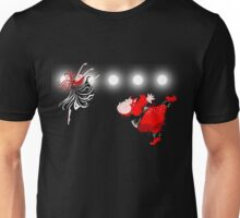 Beauty and the Beast, off Broadway  Unisex T-Shirt