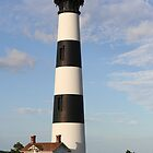 Bodie Island Lighthouse by William Guilmette