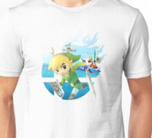 Smash Hype - Toon Link Unisex T-Shirt