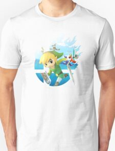 Smash Hype - Toon Link T-Shirt