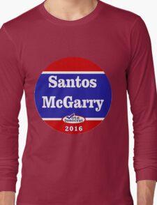 Matt Santos for the West Wing - 2016 Long Sleeve T-Shirt