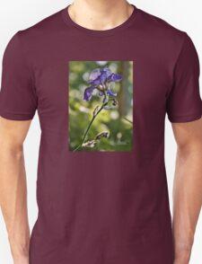 Beautiful Iris Unisex T-Shirt