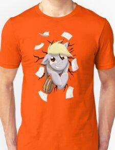 Stuck Derpy Unisex T-Shirt