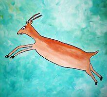 Gazelle by Begow