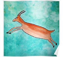 Gazelle Poster