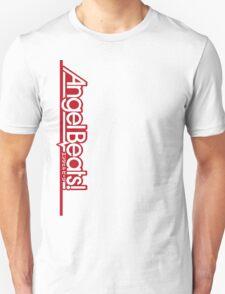 Angel Beats! Titel Red T-Shirt