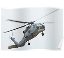 S-70B-2 Seahawk Helicopter Poster