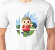 Smash Hype - Villager Unisex T-Shirt