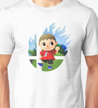 Smash Hype - Villager Unisex T-Shirt