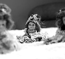 Dolls by monicagilart