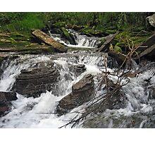 Running waters Photographic Print