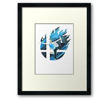 Smash Hype - Wii Fit Trainer Framed Print