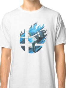 Smash Hype - Wii Fit Trainer Classic T-Shirt