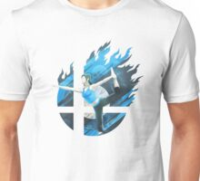 Smash Hype - Wii Fit Trainer Unisex T-Shirt