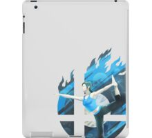 Smash Hype - Wii Fit Trainer iPad Case/Skin