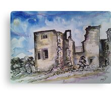 'Barden Tower' Canvas Print