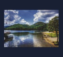 South End of Ullswater Baby Tee