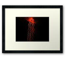 Uprising Rays Framed Print