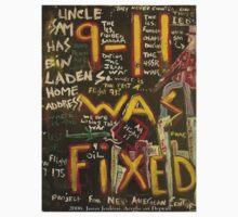 9-11 WAS FIXED BLACK by JASON JENKINS