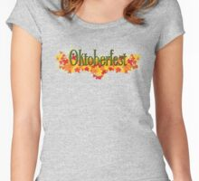 Oktoberfest Women's Fitted Scoop T-Shirt
