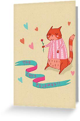 The Cat's Pyjamas by Sarah Crosby