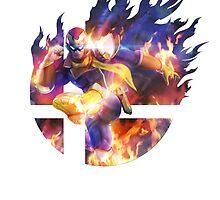 Smash Hype - Captain Falcon by Jp-3