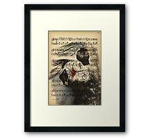 Fight Back Framed Print