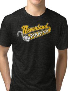 Neverland Pirates Tri-blend T-Shirt