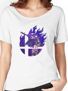 Smash Hype - Dark Pit Women's Relaxed Fit T-Shirt
