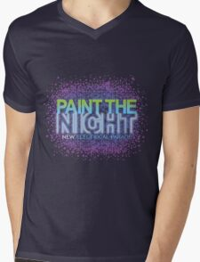 Paint the Night Parade - The New Electrical Parade Mens V-Neck T-Shirt
